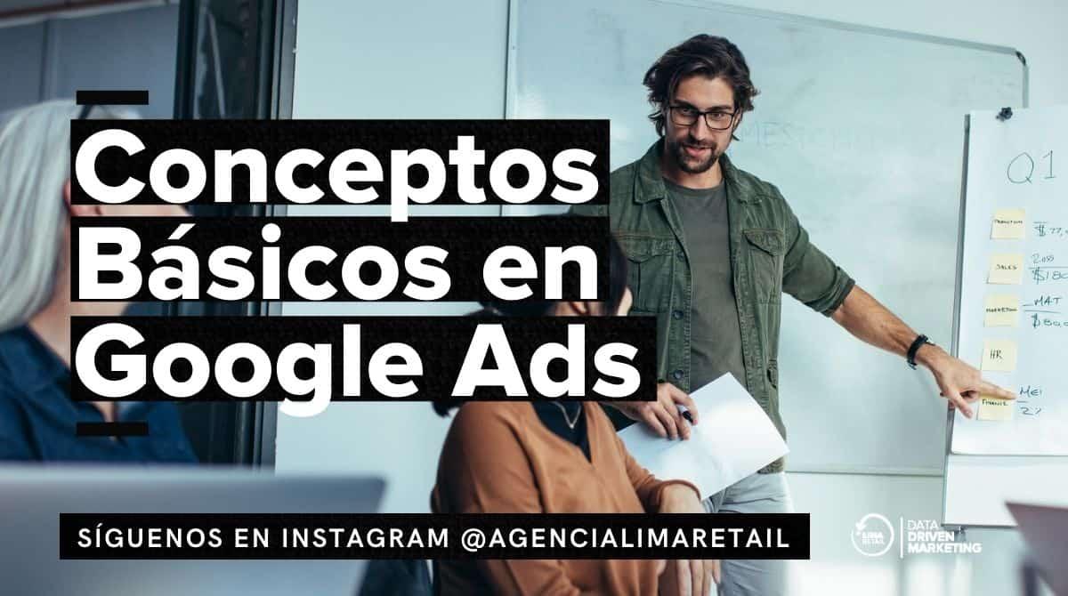 Conceptos Básicos Google Ads