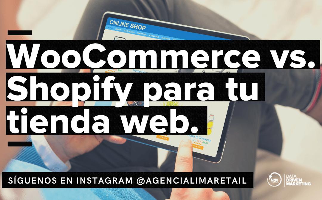 WooCommerce vs Shopify: ¿Cuál elegir para emprender?