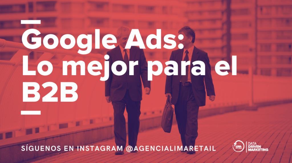 b2b y google ads