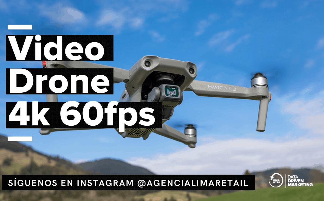 ¿El video drone agrega valor a tu empresa?