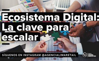 Ecosistema Digital: La clave para escalar